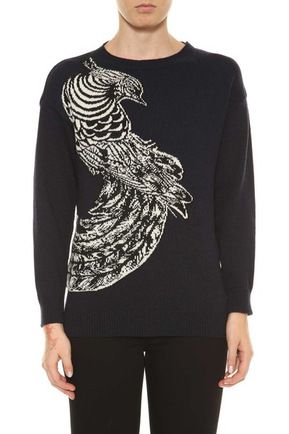 Jucca sweater jacquard