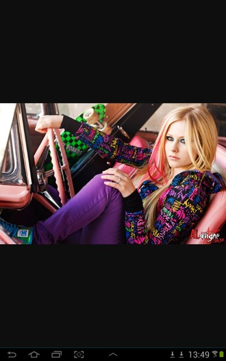 avril lavigne pants