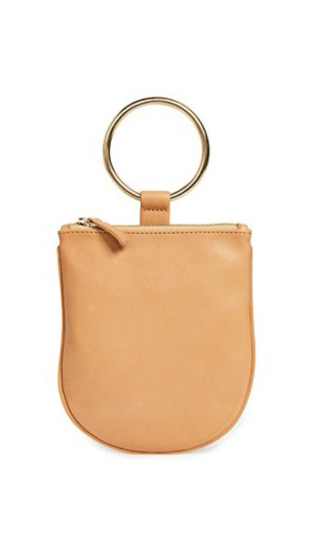 OTAAT/MYERS Collective pouch camel bag