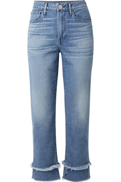 3x1 jeans denim high