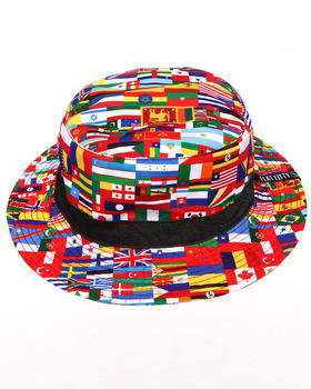 Buy World Class Multi Bucket Hat Men's Hats from Buyers Picks. Find Buyers Picks fashions & more at DrJays.com
