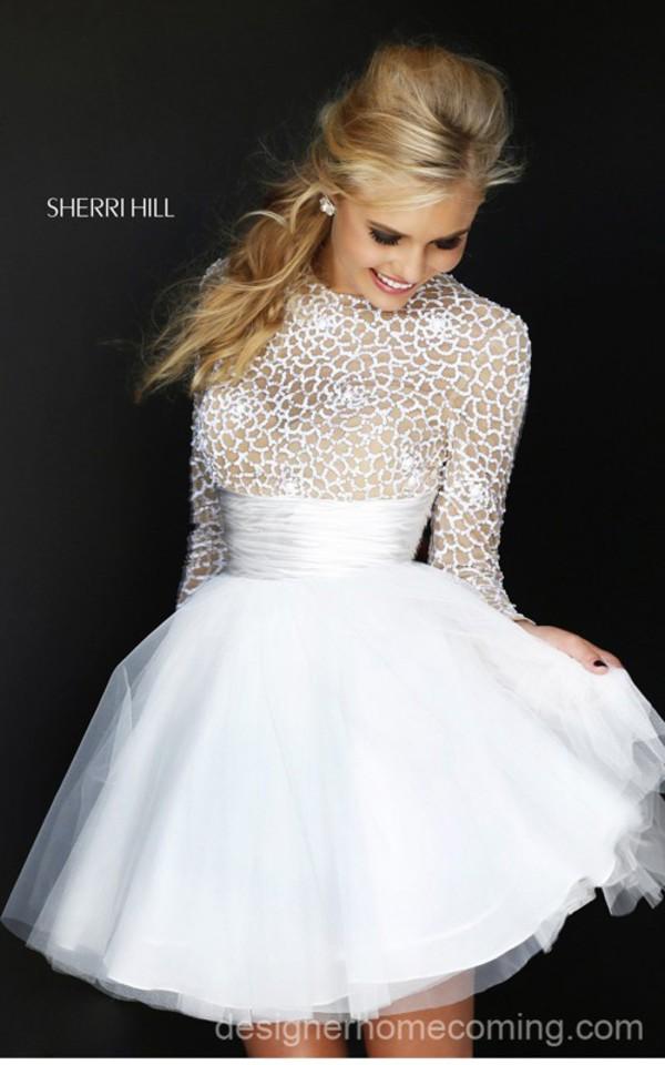 herri hill 21233 homecoming dress white homecoming dress dress white dress