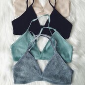 underwear,white,bralette,cotton,bra
