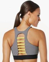 underwear,strappy,sports bra,sportswear,racerback