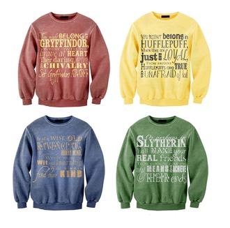 sweater harry potter hogwarts sweatshirt