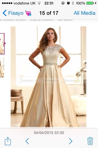 dress cream dress cream prom dress long prom dress prom dress prom gown