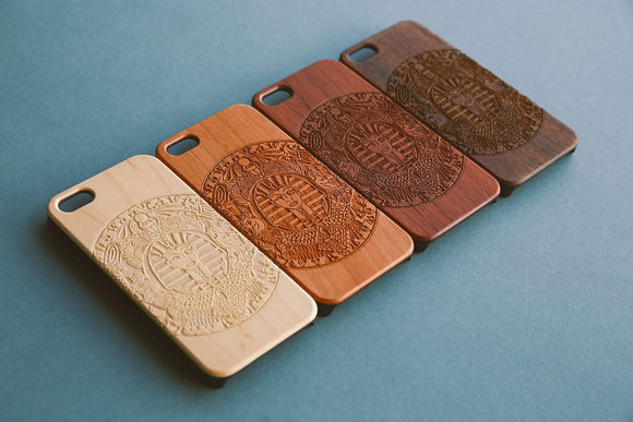 egyptian phone case wood case iphone case wooden case wooden phone case galaxy s4 case iphone 5 case pharaoh