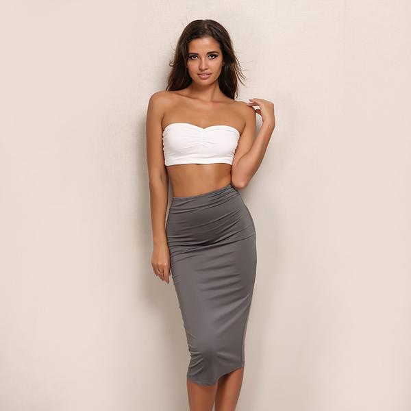 Bodycon skirt set