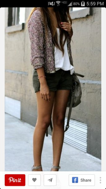 cardigan shorts shirt red and white red cute sweaters