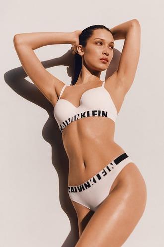 underwear calvin klein calvin klein underwear bra black and white black white