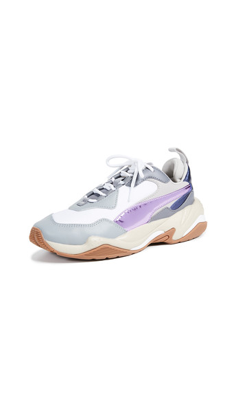 PUMA Thunder Electric Sneakers in pink / lavender