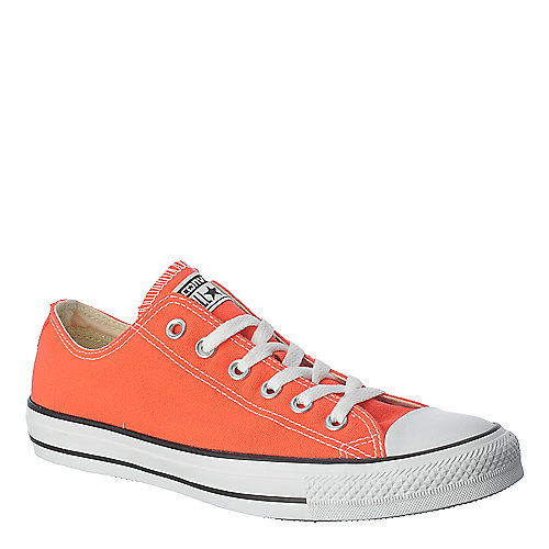 Converse Mens All Star Lo coral lace up casual sneaker | Shiekh Shoes
