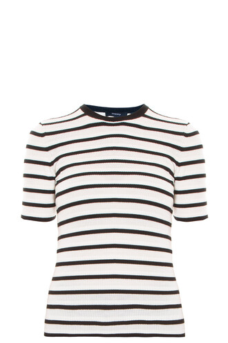 top striped top