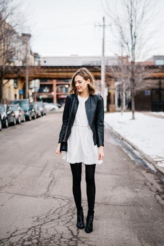 see jane blogger dress jacket