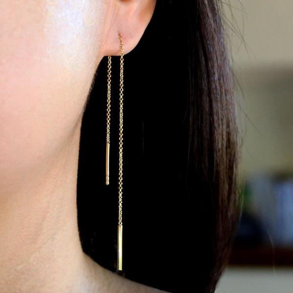 shay earrings | Meredith Hahn