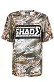 SHADE Short Sleeved Printed T-shirt - 'Liquid Gold' – SHADE London
