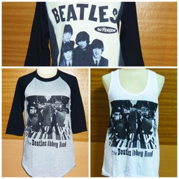 top: shirt, t-shirt, clothings, clothes, band music, band rock, band