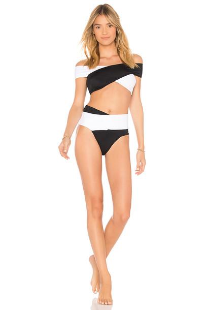 Oye swimwear bikini black swimwear