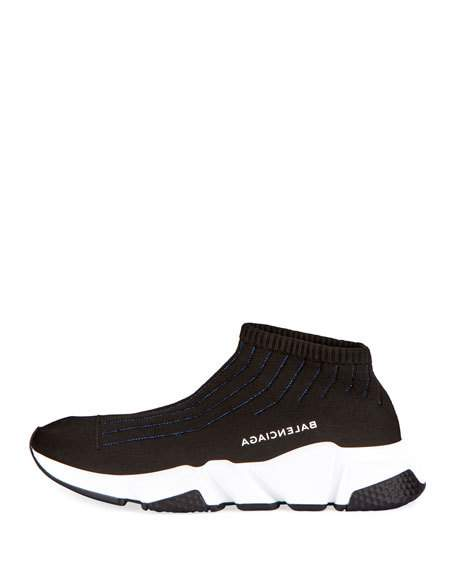 ffc24de21218 Balenciaga Knit Sock High-Top Sneaker