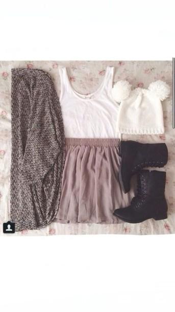 skirt same