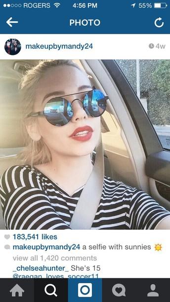 sunglasses makeupbymandy24 amanda steele
