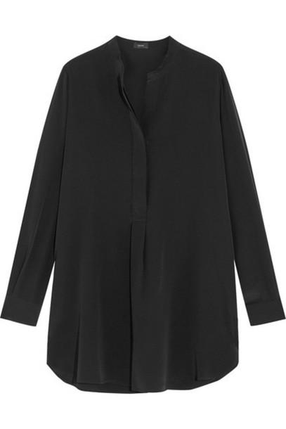 Joseph blouse black silk top