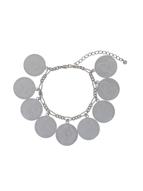 Theatre Products women pendant grey metallic jewels