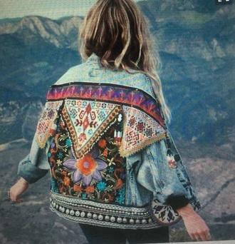 jacket denim levi's patched denim vintage vintage levis