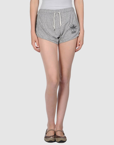 Nike Women - Pants - Sweat shorts Nike on YOOX