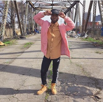 jacket pink pink jacket coat winter sweater winter coat winter jacket mens jacket menswear pink coat baby pink blush pink all pink everything