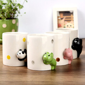 home accessory,christmas,holidays,holiday gift,gifts ideas,gift ideas,cute,coffee,cup,mug,frog,panda,cats,beautiful,gullei
