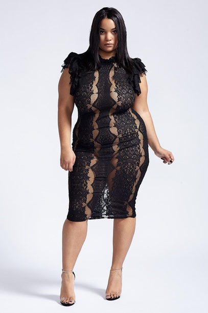 Dress, $66 at blaqvelvet.online - Wheretoget