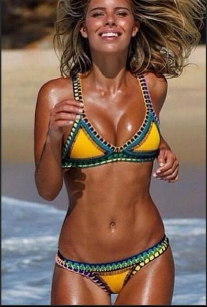 Teens big boob bikini