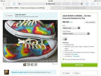 shoes rainbow pride parade converse handmade cute hipster gay pride