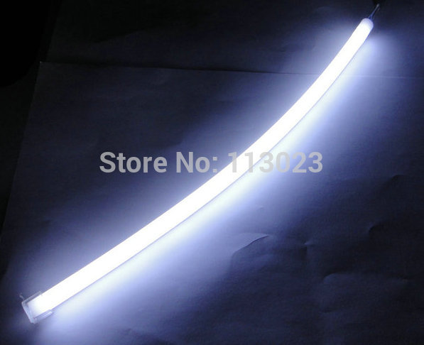 30cm soft guide car motor led strip light drl running driving led 2x 30cm soft guide car motor led strip light drl running driving led lamp free shipping in mozeypictures Gallery