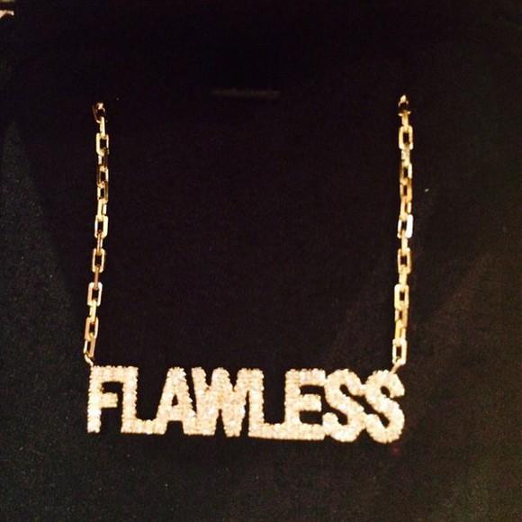 jewels flawless diamonds necklace