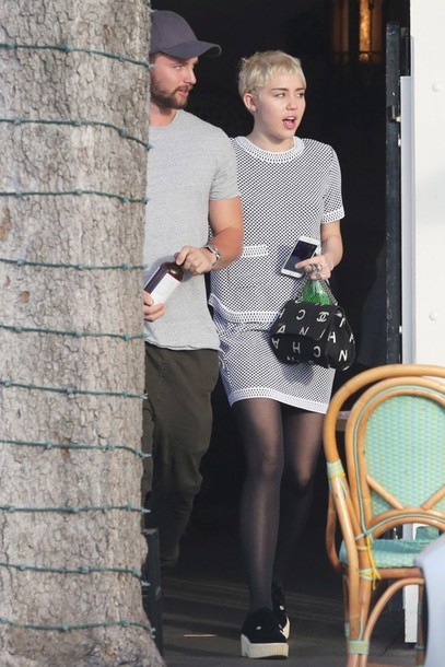 bag miley cyrus creepers skirt