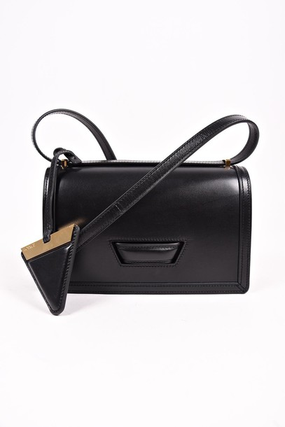 LOEWE bag shoulder bag black