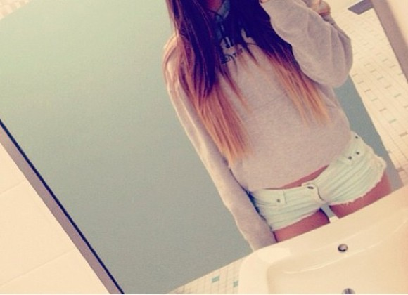 beautiful sweater pullover shorts