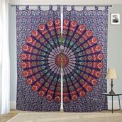 home accessory,window decor,indian tapestries,cheap tapestries,bohemian,door curtain,window curtain,shower curtain,curtain