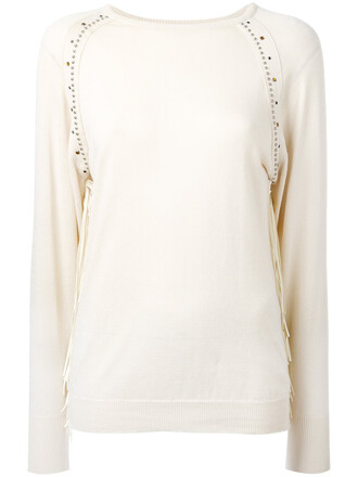 top studded women nude cotton