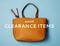 Handbags, bags & jewellery