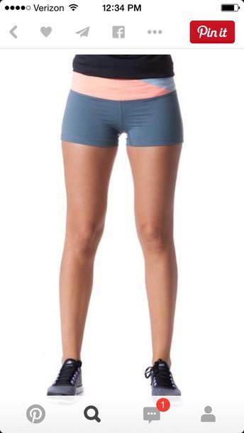 shorts nike shorts orange shorts