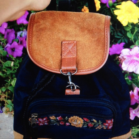 boho bag backpack