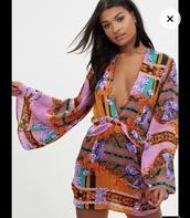 dress,silk,shirt dress