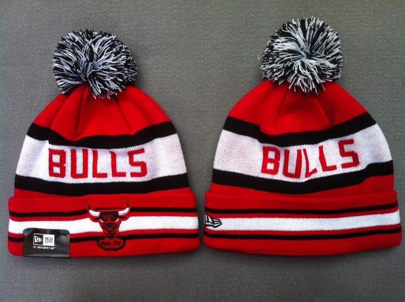 NBA Chicago Bulls Beanie winter knitting hat NBA Beanie Hats NBA ... e955e4f1558