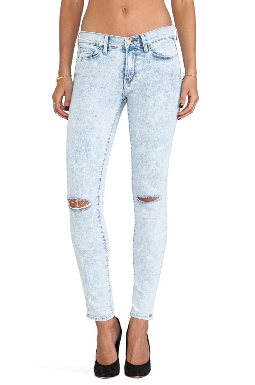 FRAME Denim джинсы le skinny в цвете Серебряное озеро | REVOLVE