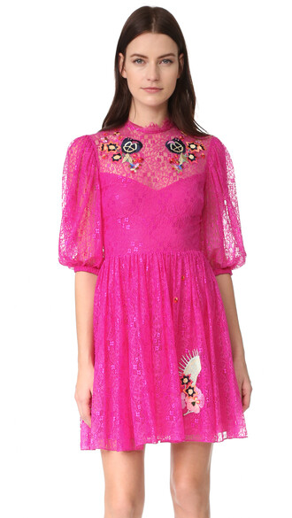 dress mini dress mini lace