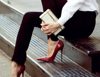 shoes red dress red red high heels redheels high heels pumps businessdress business casual peep toe boots peep toe heels heels