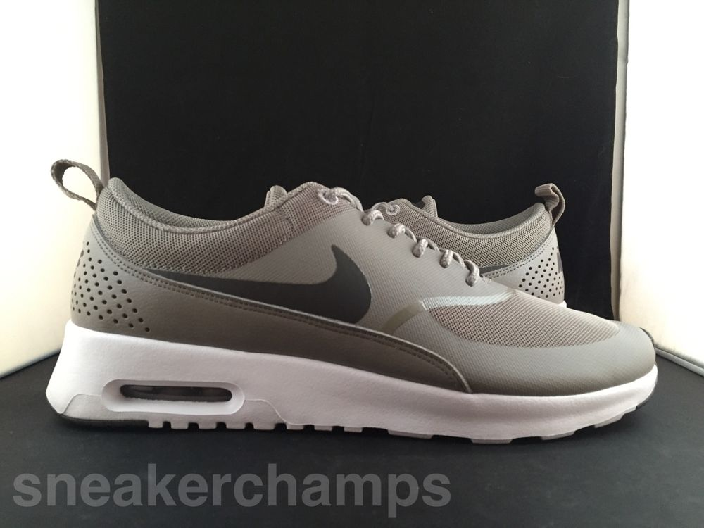 finest selection eb78a 84812 Nike Air Max Thea Iron Dark Storm Desert 599409-201 Women s Size 6-11 Jenner